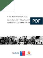 Guia Metodologica Turismo Cultural