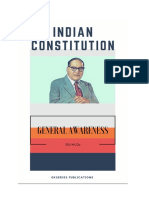 Indian Constitution General Awareness