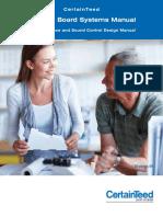 Gypsum Board Systems Manual Eng