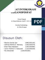 ORGANOFOSFAT-ppt