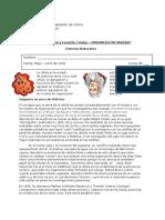 Guía N° 2 Teoría y Función Celular 8° BÁSICO