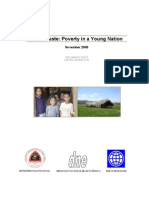 TL POVERTY in a Young Nation by WB