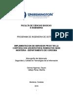 Implementacion Proxy