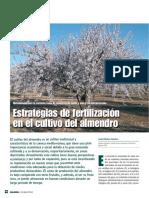 Estrategias de fertilización en el cultivo del almendro - Vida Rural (2014)