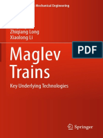 - Maglev Trains
