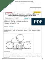 Método de La Esfera Rodante (Apantallamiento) _ Voltimum Colombia