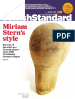 Jewish Standard, October 28, 2016