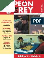 Revista Peón de Rey 003