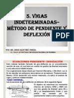 Cap 5.2. Método de Pendiente y Deflexión