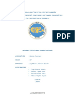Sistema Financier o Internacional