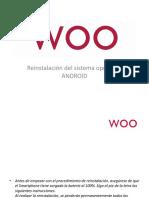 Manual Reinstalación SO Android