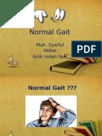 Normal gait.pptx