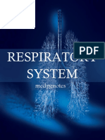Respiratory System Sample