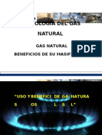 Cadena de Valor Gas Natural