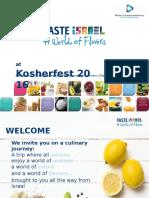 Kosherfest 2016 Presentation(1)