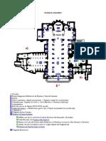 Pianta Duomo