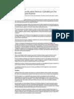 30-8-16 No hubo acuerdo entre Patricia y Lifschitz por los gendarmes para Rosario - La Política Online.pdf