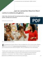Cómo es el plan que va a presentar Mauricio Macri contra la violencia de género - 26.07.pdf