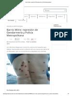 Barrio Mitre_ represión de Gendarmería y Policía Metropolitana.pdf