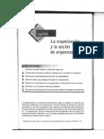 LA ORGANIZACION Y LA ACCION DE ORGANIZAR.pdf
