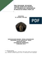 Rpkps Toksikologi Lingkungan 2013 14