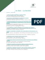 Revista de Mediacion