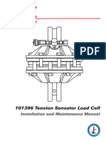 101396 Tension Sensator Load Cell Manual