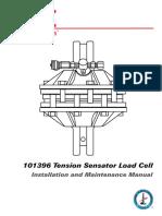 101396 Tension Sensator Load Cell Manual
