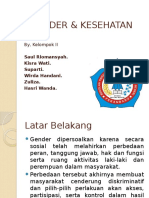 POWER POINT (GENDER & KESEHATAN).pptx