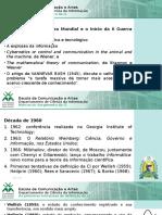 Aula de 03 a 05 de Outubro - Origens Da Da Ciência Da Informação (Ci). - Aar