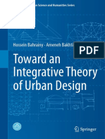 Towards an Integrative Theory of Urban Design