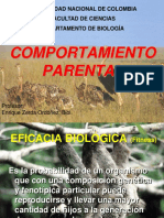 8. Comportamiento Parental