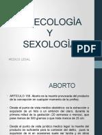 Ginecologia y Sexologia