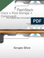 FlashStack - Cisco Pure Commvault