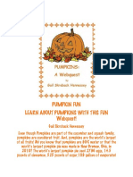 pumpkinsawebquest