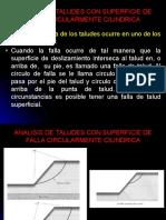 Cap.ii. Taludes Finitos y Calculos Continuacion