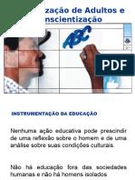 conscientizacao_alfabetizacao.ppt