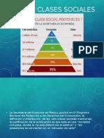 Clases Sociales México