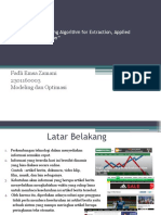 Presentasi Jurnal Graph Bsed Ranking