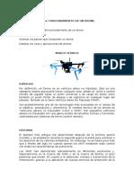 Dron Funcionamiento
