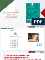 3. Ppt_sesion de Aprendizaje Kit de Evaluación