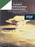 Günther Anders-Diario Di Hiroshima e Nagasaki. Un Racconto, Un Testamento Intellettuale-Ghibli (2014)