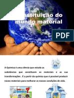 Classificação de Materias 7º
