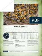 Aos Warscroll Orruk Brutes En