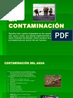 Contaminacion de Agua II