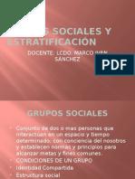 6 Grupos Sociales y Estratificación