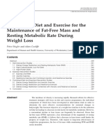 the role of diet and exercise for the maintenance of ffm an rmr during weight loss.pdf