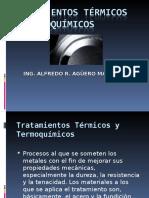 Tratamientos Térmicos y Termoquímicos