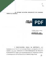 Petição Inicial - ADPF 187