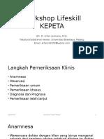 Workshop Lifeskill KEPETA FKH UB 2016